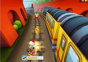 Subway Surfers бесплатно